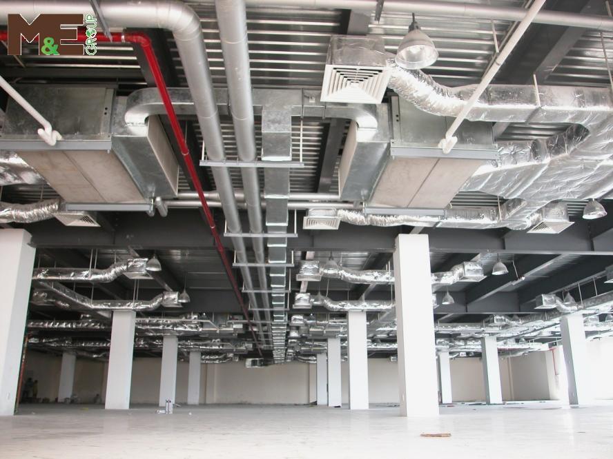 Giải pháp tối ưu nhất khi lắp đặt điều hòa công nghiệp nhà xưởng