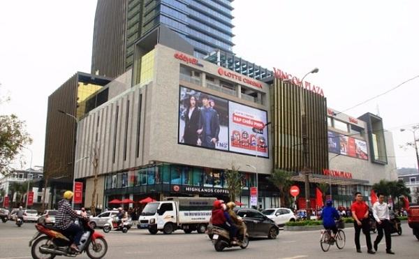 cung cấp hệ thống điều hòa FCU PAU cho vincom Thanh Hóa