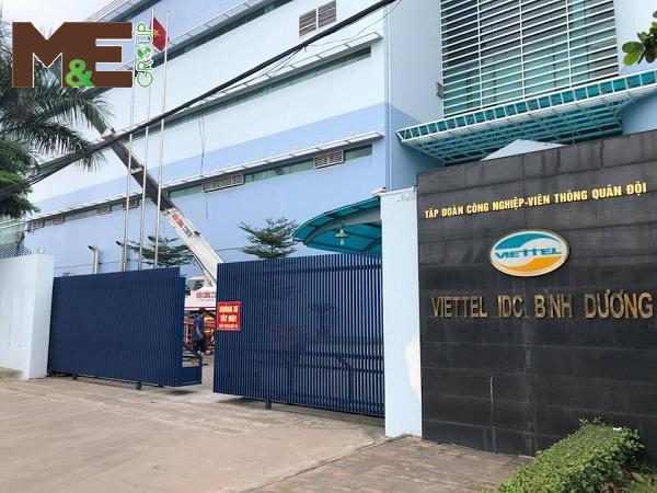 M&E Group cung cấp hệ thống điều hòa không khí chính xác cho trung tâm dữ liệu Viettel IDC Bình Dương