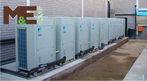 máy lạnh công nghiệp cho nhà xưởng hoạt động như thế nào
