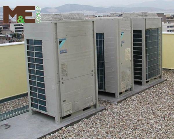 nhà thầu số 1 về cung cấp giải pháp điều hòa không khí và thông gió