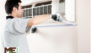 How to install air conditioners, reasonable
