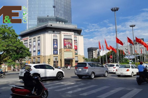M&E group cung cấp thiết bị xử lý không khí FCU, AHU, PAU cho dự án Vincom Hùng Vương Huế