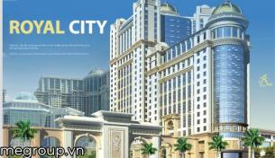 Hệ thống điều hòa không khí tại khu phức hợp Royal City được thiết kế như thế nào?