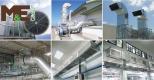 Hệ thống thông gió nhà xưởng được phân loại như thế nào?