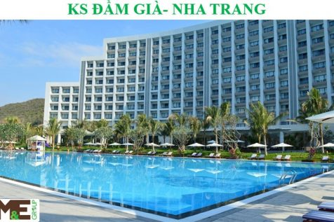 Hotel the old Dam project-Nha Trang