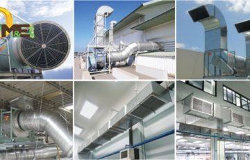 Lắp điều hòa công nghiệp tiết kiệm chi phí
