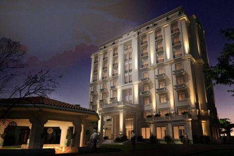 M&E Group offers and construction of air-conditioning system for Ninh Binh Hotel Hidden Charm