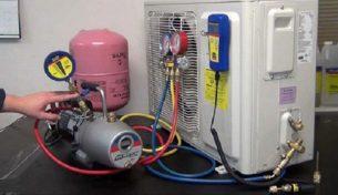 Những điều cần biết khi tiến hành nạp gas cho điều hoà không khí