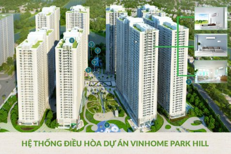 Project Vinhome Park Hill