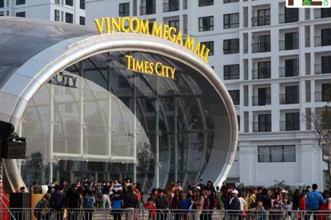 M&E Group lắp đặt hệ thống điều hòa không khí cho TTTM Times City