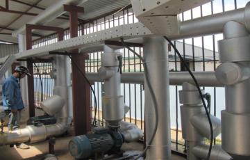 Tầm quan trọng của hệ thống thông gió trong các toà nhà cao tầng