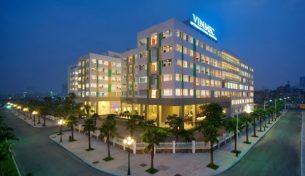 Tòa nhà Trung tâm thương mại và văn phòng cho thuê thành công 2